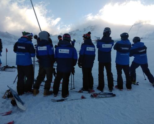 Ski Inspired Team